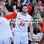 NCAA BASKETBALL:  DEC 31 Richmond at Davidson