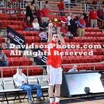 NCAA BASKETBALL: FEB 28 St. Bonaventure at Davidson