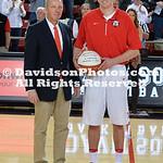NCAA BASKETBALL:  JAN 14 VCU at Davidson