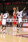 CHARLESTON, SC - Davidson defeats College of Charleston 79-75 in SoCon action.