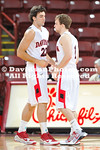 20 November 2009:  LaSalle defeats Davidson 84-70 at the ESPN Charleston Classic held at Carolina First Arena in Charleston, SC.