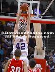 UCLA's Love dunks on Davidson