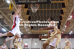 DAVIDSON, NC - Davidson and Western Carolina in SoCon play.