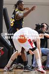 DAVIDSON, NC - Appalachian State defeats Davidson 78-68 in SoCon men's basketball action held at Belk Arena in Davidson, North Carolina.