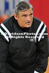 25 November 2009:  Davidson defeats Fredonia State 78-37 at Belk Arena in Davidson, North Carolina.