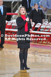 25 November 2009:  Davidson defeats Fredonia State 78-37 at Belk Arena in Davidson, North Carolina.