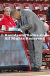 20 November 2009:  LaSalle defeats Davidson 84-70 at the ESPN Charleston Classic held at Carolina First Arena in Charleston, SC.