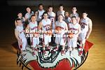DAVIDSON, NC - Davidson men's and women's basketball team and head shots.