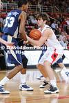 05 February 2011:  Davidson defeats UT-Chattanooga 73-59 in SoCon basketball action at Belk Arena in Davidson, North Carolina.