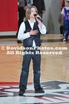 30 December 2010:  Davidson defeats Saint Joseph's College 108-39 in non-conference basketball action at Belk Arena in Davidson, North Carolina.