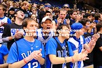 18 November 2011:  Seth Curry and Austin Rivers each scored 17 points, and No. 6 Duke used a big second-half run to top Davidson 82-69 in men's basketball action Friday night at  Cameron Indoor Stadium in Durham, North Carolina.