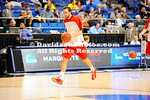 NCAA BASKETBALL:  MAR 21 Davidson vs Marquette