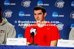 NCAA MENS BASKETBALL:  MAR 20 - NCAA Championship - Davidson Practice and Press Conference