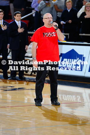 05 January 2013:  The UNCG men's basketball team suffered its first Southern Conference loss of the season Saturday as the Spartans dropped an 85-53 decision to preseason favorite and reigning league champion Davidson. The loss drops the Spartans to 1-1 in SoCon play while the Wildcats improve to 3-0 in the league after their encounter at Belk Arena in Davidson, North Carolina.