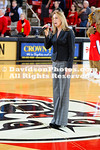 15 December 2012:  Davidson built a working margin in the first half and used a balanced scoring attack with four players in double figures to hold off UNCW, 77-61, in men's basketball Saturday at John M. Belk Arena in Davidson, North Carolina.
