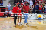 NCAA BASKETBALL:  MAR 02 Georgia Southern at Davidson