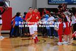 NCAA BASKETBALL:  JAN 11 Appalachian State at Davidson
