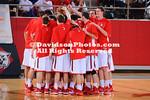 NCAA BASKETBALL:  JAN 01 College of Charleston at Davidson