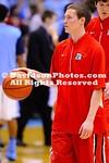 NCAA BASKETBALL:  DEC 21 Davidson at North Carolina
