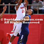 NCAA BASKETBALL:  JAN 30 UT-Chattanooga at Davidson