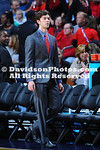 NCAA BASKETBALL:  NOV 22 North Carolina at Davidson