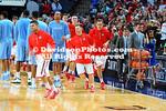 NCAA BASKETBALL:  NOV 22 North Carolina at Davidson