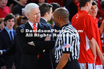 NCAA BASKETBALL:  FEB 01 The Citadel at Davidson - Bob McKillop 25th Celebration