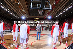 NCAA BASKETBALL:  FEB 07 Duquesne at Davidson