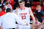 NCAA BASKETBALL:  FEB 11 George Mason at Davidson