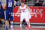 NCAA BASKETBALL:  FEB 28 George Washington at Davidson