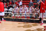 NCAA BASKETBALL:  FEB 04 St. Bonaventure at Davidson