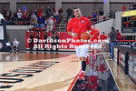 NCAA BASKETBALLL:  NOV 14 Central Florida at Davidson