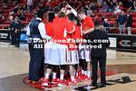 NCAA BASKETBALL:  MAR 05 George Washington at Davidson