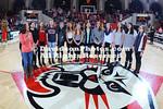 NCAA BASKETBALL:  FEB 10 La Salle at Davidson