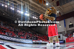 NCAA BASKETBALL:  FEB 23 Rhode Island at Davidson