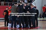 NCAA BASKETBALL:  FEB 23 Rhode Island at Davidson