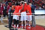 NCAA BASKETBALL:  FEB 20 Saint Joseph's at Davidson