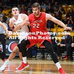NCAA BASKETBALL:  NOV 25 Davidson at Appalachian State