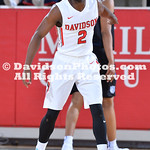 NCAA BASKETBALL:  JAN 03 Saint Louis at Davidson