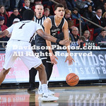 NCAA BASKETBALL:  JAN 19 St. Bonaventure at Davidson