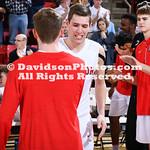 NCAA BASKETBALL:  FEB 06 St. Joseph's at Davidson