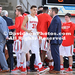 NCAA BASKETBALL:  FEB 17 UMass at Davidson
