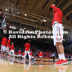 NCAA BASKETBALL:  MAR 02 Rhode Island at Davidson
