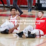 NCAA BASKETBALL:  MAR 02 Fordham at Davidson
