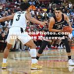 NCAA BASKETBALL:  NOV 16 2018 ESPN Charleston Classic - Davidson vs Northeastern