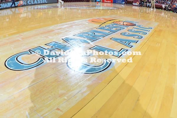 NCAA BASKETBALL:  NOV 15 2018 ESPN Charleston Classic - Wichita State vs Davidson