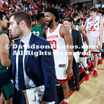 NCAA BASKETBALL:  NOV 09 Dartmouth at Davidson
