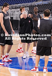 Davidson at Sweet 16 - Day 2 - Practice/Media Day