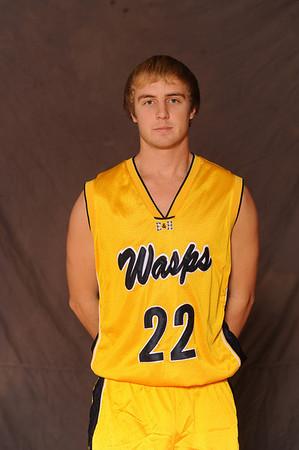 Mens Basketball team2010