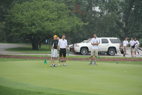 2014 Backcourt Club Golf Outing